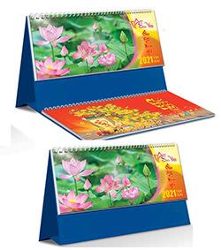 in lich tet Sen Việt AN 81 A&B