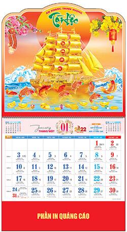in lich tet Thuận buồm xui gió AB112